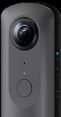 Caméra 360° - Ricoh Theta