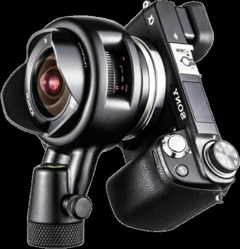 Sony @5000, le matériel pour une visite virtuelle haute définition