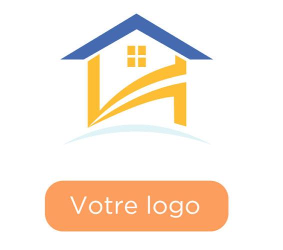Personnalisation Visite 360° - Logo