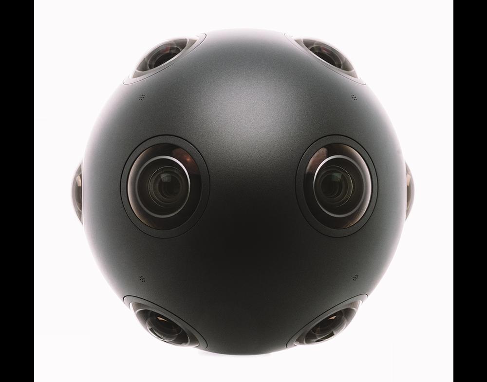 Nokia Ozo - Camera 360 - Meilleure Visite