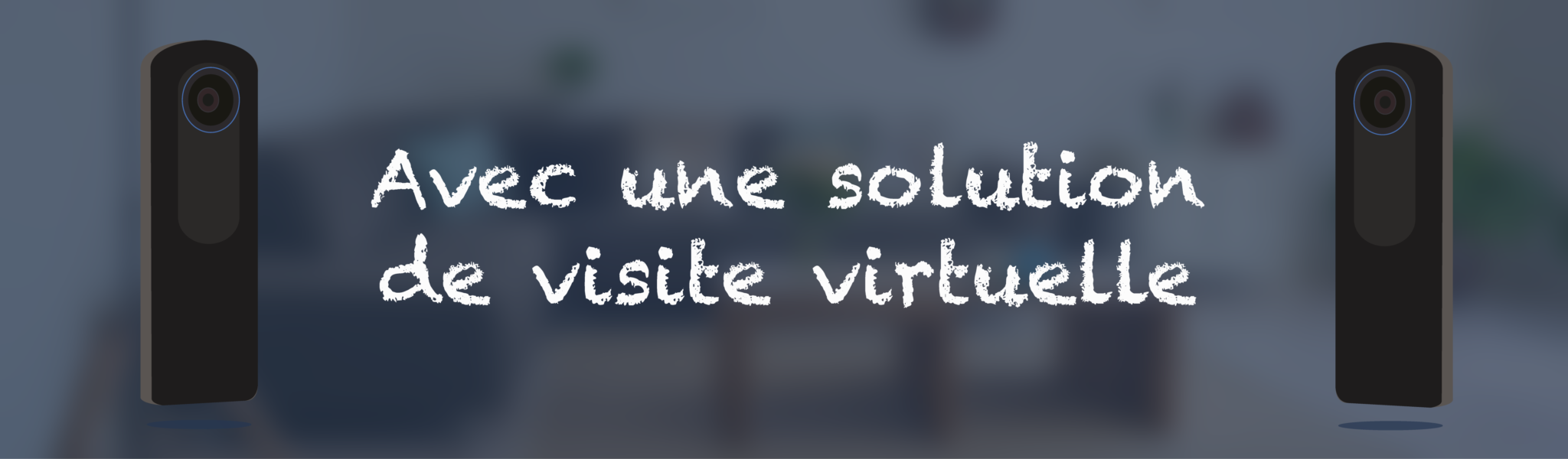 Solution Photos pour l'immobilier - Avec la visite virtuelle - Meilleure Visite