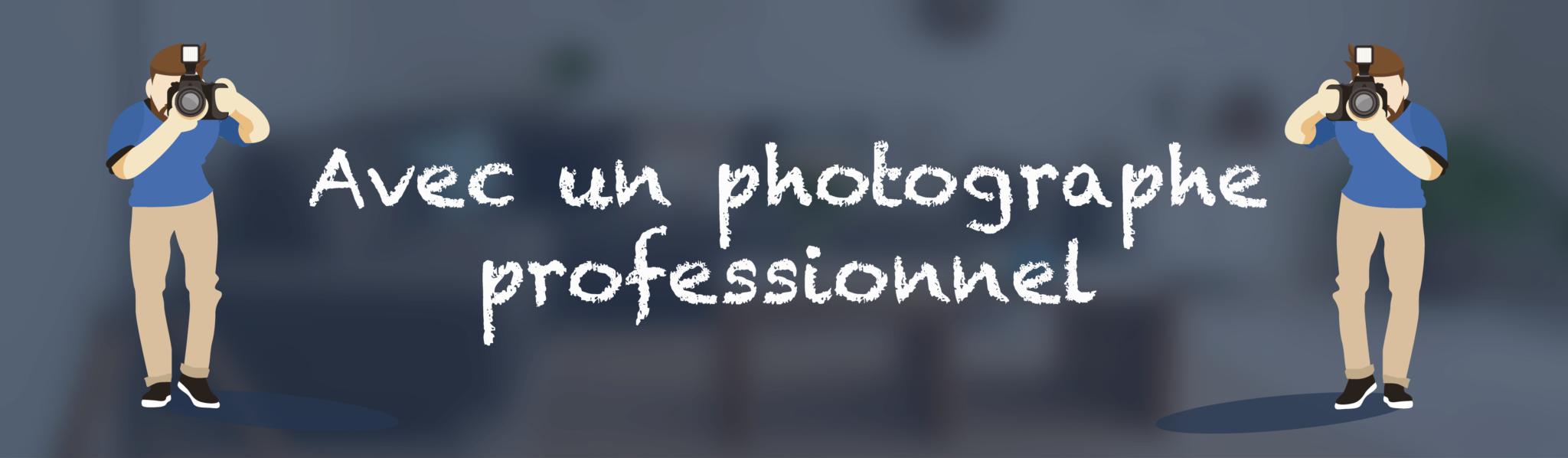 Solution Photos pour l'immobilier - Avec un photographe professionnel - Meilleure Visite
