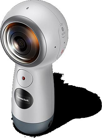 Samsung Gear - Camera 360 - Meilleure Visite