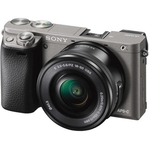 Sony Alpha 6000 - Camera 360 - Meilleure Visite