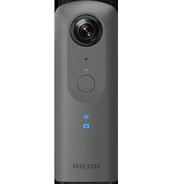 Pack Caméra Ricoh Theta V