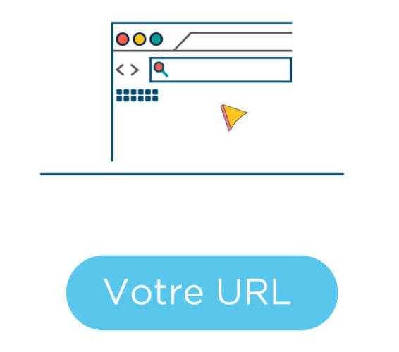 Personnalisez l'URL de votre visite 360°